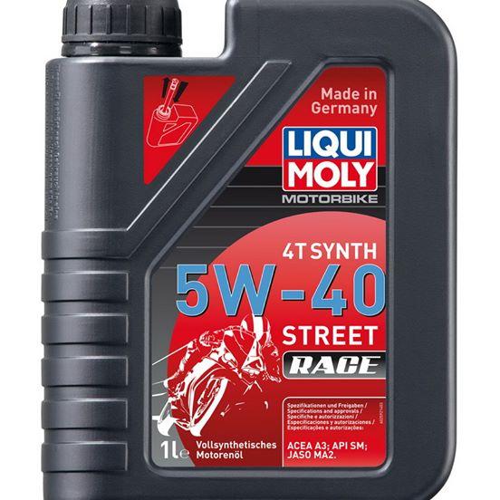 Liqui Moly 5W-40 Race 1Lt