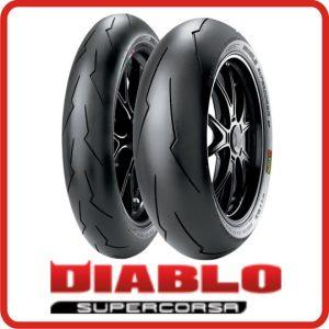 Pirelli SuperCorsa SC