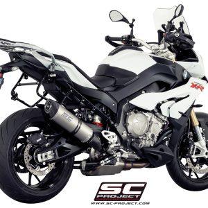 ท่อไอเสีย ท่อ scproject sc-project bmw motorrad s1000xr touring