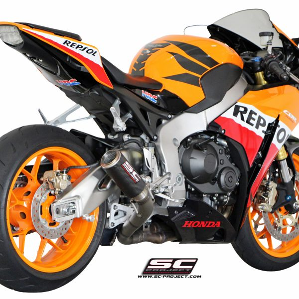 HONDA CBR1000RR (CRT) – RS SuperBike Thailand อาร์เอส