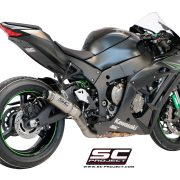 NINJA ZX10R 2016 EXHAUST SILENCER GP70-R