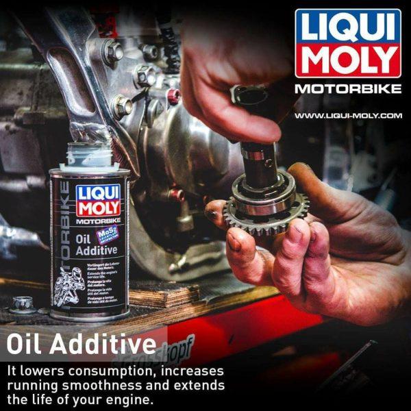 liqui moly oil additive