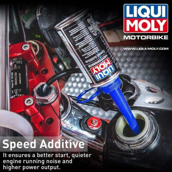 liqui moly speed additive