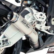 SCARICO BMW S1000RR SILENZIATORE GP70-R RACING PRESTAZIONI S1000RR 2016 ท่อไอเสีย