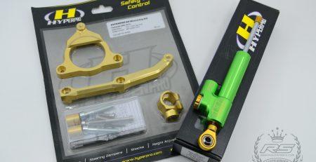 hyperpro rsc red green kawa bracket kawasaki z800 hyper pro damper