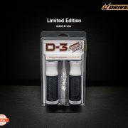 ปลอกแฮนด์ Driven Racing D3 ขาว