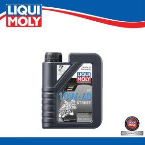 น้ำมันเครื่อง liqui moly street 10w40