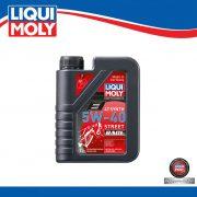 น้ำมันเครื่อง liqui moly Race 5w40