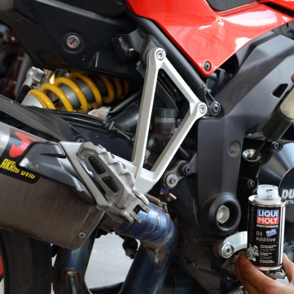 ducati multistrada liqui moly oil additive