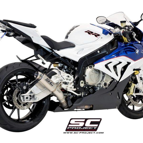 AUSPUFF BMW S1000RR GP70-R Sportschalldämpfer