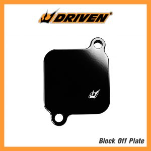 Driven Racing Block off plate