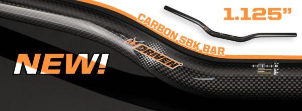 carbon sbk bar