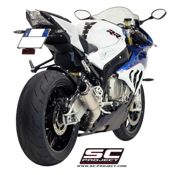 ECHAPPEMENT BMW S1000RR SILENCIEUX GP70-R POT RACING