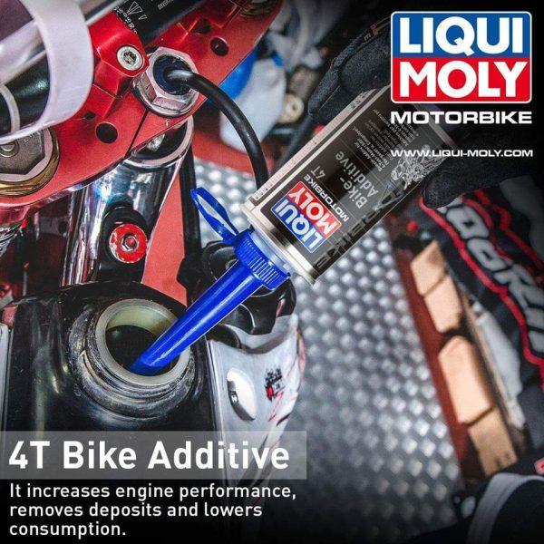 liqui moly 4t bike additive