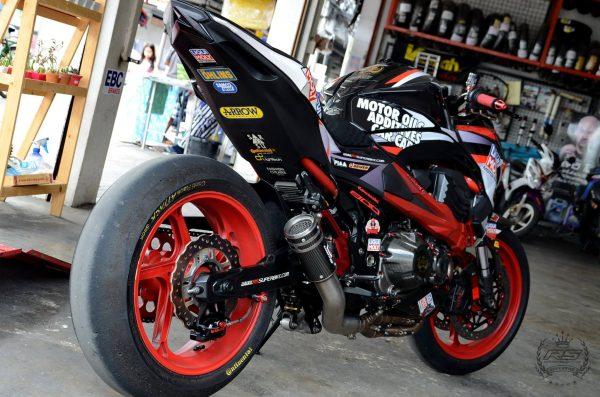 racefit gp z800