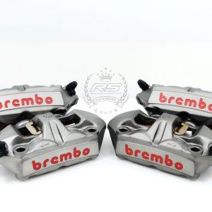 brembo m4 100mm calipers1 ปั้มเบรค ปั้มซิ่ง