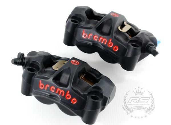 Brembo M50 Black Custom 2