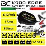 700BCK9EDGE BC K900 EDGE