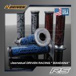 Driven-Racingปลอกแฮนด์1