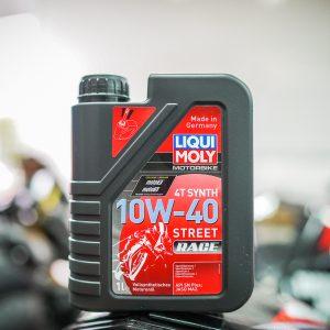 น้ำมันเครื่อง,น้ำมัน,liquimoly,scooter,race,10w40,ลิควิโมลี่,น้ำมันซิ่ง